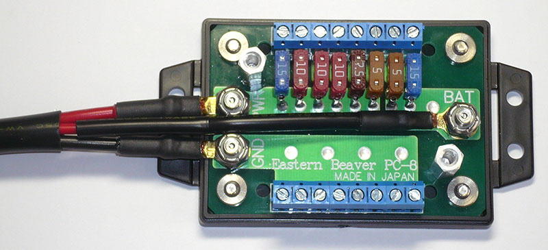 Page 2 on 12v fuse block panel for motorcycle